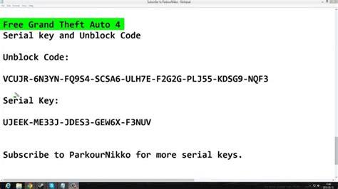 Gta 4 Iv Crack Keygen Serial