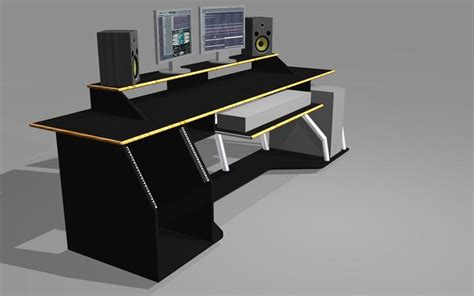 recording studio computer desk recording studio desk plans diy recording studio desk