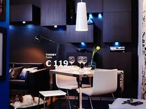 Ikea Salle A Manger : salle manger ikea quelques exemples 5 photos ~ Teatrodelosmanantiales.com Idées de Décoration