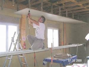 Pose De Faux Plafond : dalle plafond pvc ~ Premium-room.com Idées de Décoration