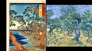 Van Gogh, Dreaming of Japan - Hiroshige, the Art of Travel ...