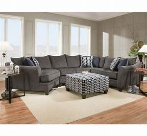 103 best furniture arrangement how to images on pinterest With sectional sofa arrangements