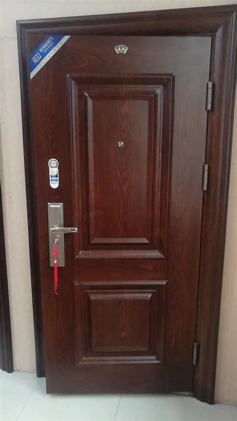 modern kenya steel door design high quality  fashion
