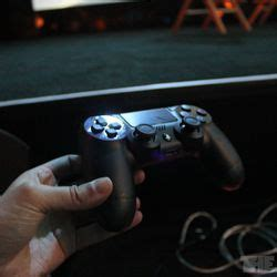 sony playstation 4 controller on the verge