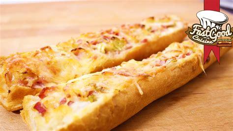 recette de cuisine alsacienne recette de la baguette alsacienne