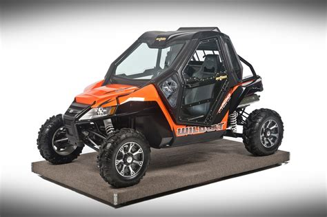 arctic cat wildcat full cab enclosure  defendercab