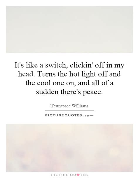 Turn On My Light by Turn On Quotes Quotesgram