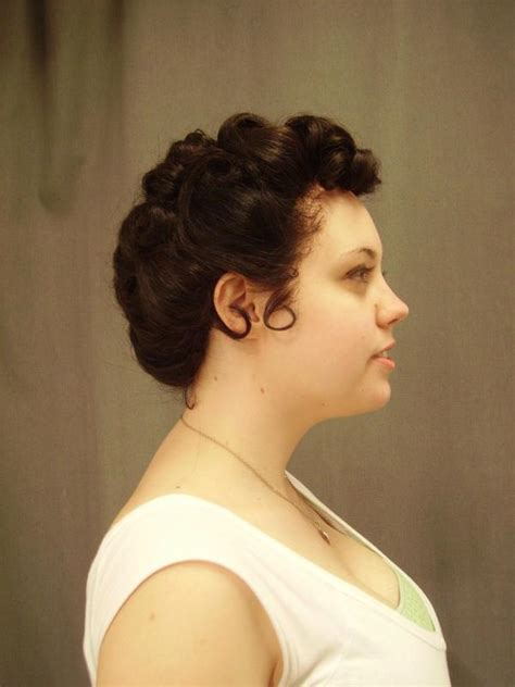 1950s Hairstyles For Medium Length Hair by 35 Updos For Medium Length Hair You Should Check Today