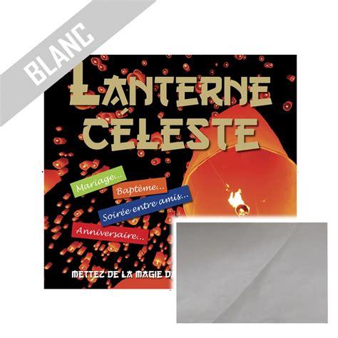 achat lanterne c 233 leste blanche pas cher feux d artifices sur tbpyro