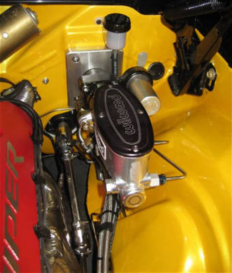hydratech braking systems   chrysler  body