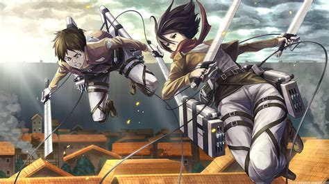 shingeki  kyojin wallpaper hd wallpapersafari