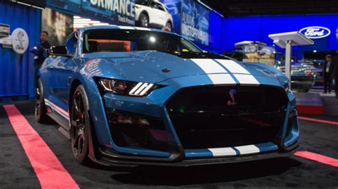 2020 Ford Mustang Cobra by 2020 Ford Mustang Cobra Car Review Car Review