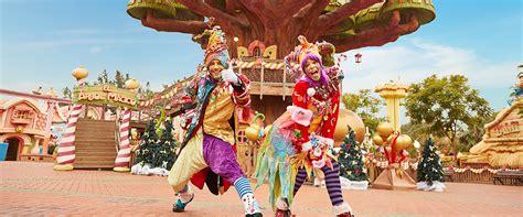 christmas family festival christmas shows portaventura park