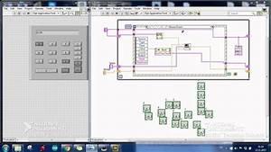 Labview Dersleri 6 - Calculator