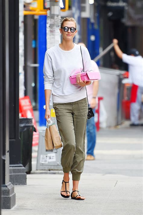 Karlie Kloss Little Cupcake Bakeshop New York City