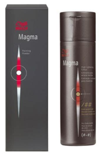wella magma hair color  chris sons