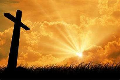 Cross Background Christian Birthday Backgrounds Worship Wishes