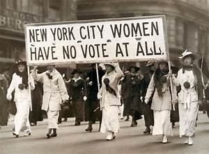 From the U.S. to Saudi Arabia, Women Had to Fight to Vote