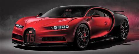 Bugatti Chiron Sport Officially Announced @ $326 Million