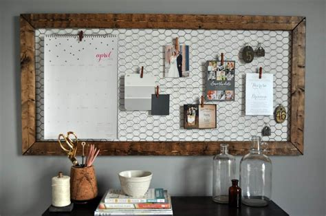 diy memo boards   home  office