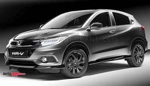 Honda Hrv Sport Edition Gets All Black Treatment
