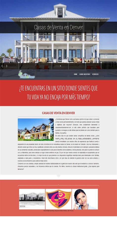 denver web design casas de venta en denver website designs denver