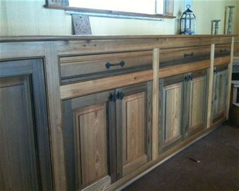 cypress kitchen cabinets select sinker cypress
