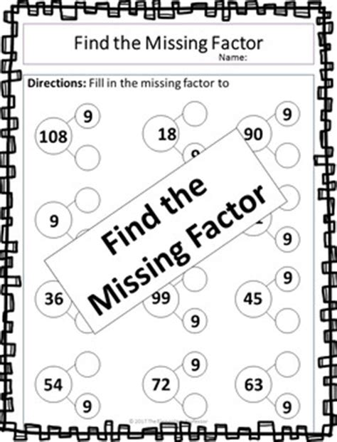 practice the nines multiplication support mini pack by the elementary professor