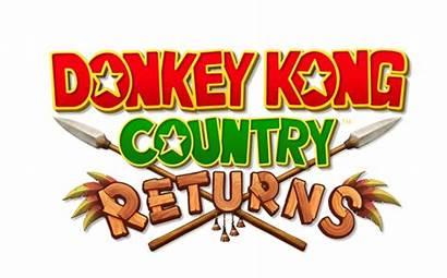 Donkey Kong Country Returns Transparent Wikipedia Wiki