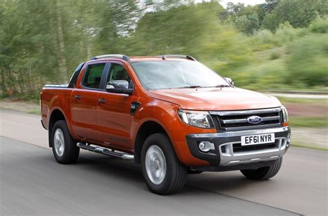 ford ranger wildtrak automatic double cab pick