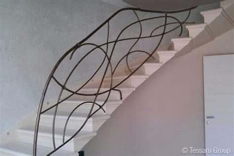ringhiera in ferro battuto prezzi tessaro ringhiere per scale interne