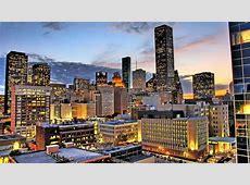 Houston Skyline Wallpapers Wallpaper Cave