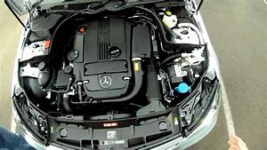 2012 Mercedes-benz C250 Engine Compartment