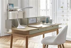 Bureau Design Scandinave : id es de d co avec une lampe de bureau design blog but ~ Teatrodelosmanantiales.com Idées de Décoration