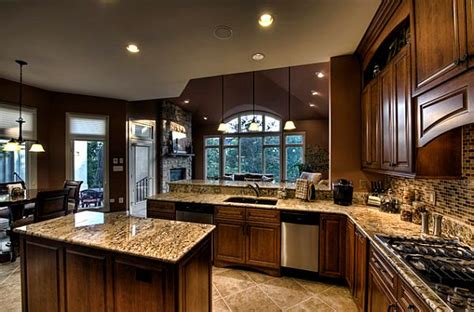 kitchen design traditional 25 traditional kitchen designs for a royal look 1385