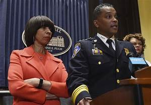 Baltimore mayor fires police commissioner after record ...