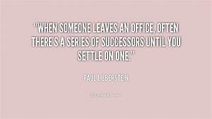 Leaving The Off... Office Leaves Quotes
