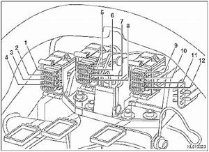 Bmw K1200lt Fuses Diagram  58564