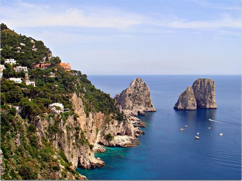 Known As The Heart Of The Italy Capri Island Will Make
