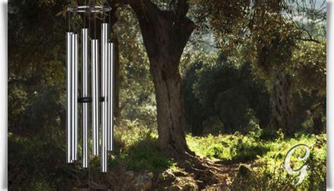 Windspiel Klangspiel  Bells Of Paradise • Gartentraumde