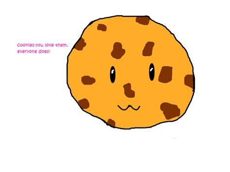 Cookie Cartoon By Cupcakeluv247 On Deviantart