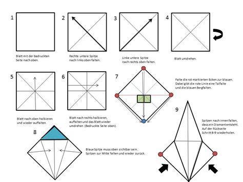 origami kranich anleitung tutorial origami handmade