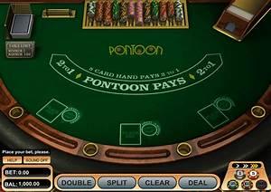 Play Pontoon BlackJack By BetSoft FREE BlackJack Games