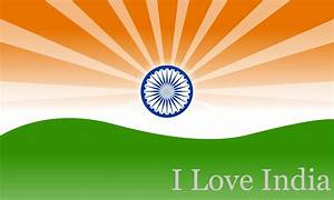 I Love India Independence Day flag hd wallpapers