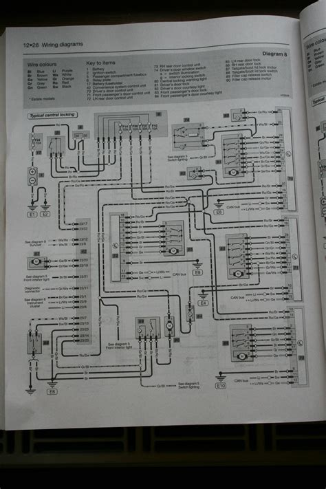 Skoda Octavium Electric Window Wiring Diagram by Wrg 5568 Skoda Engine Diagram