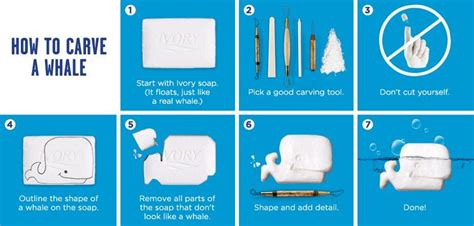 Soap Carving Templates by How To Create Your Own Creative Bathroom Decorations