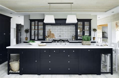 cuisine noir et blanche cuisine la nouvelle tendance deco