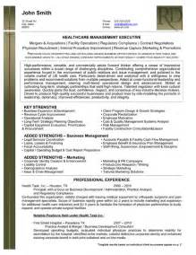 free resume exles free resume format director of healthcare quality resume