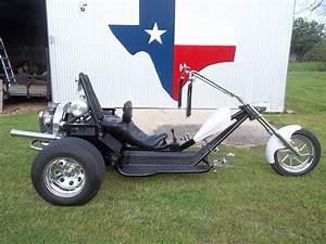Roadhawk Trike 2300cc Vw Power Dual Webers Automatic