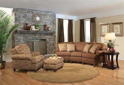 mixing leather sofa and fabric chairs hereo sofa